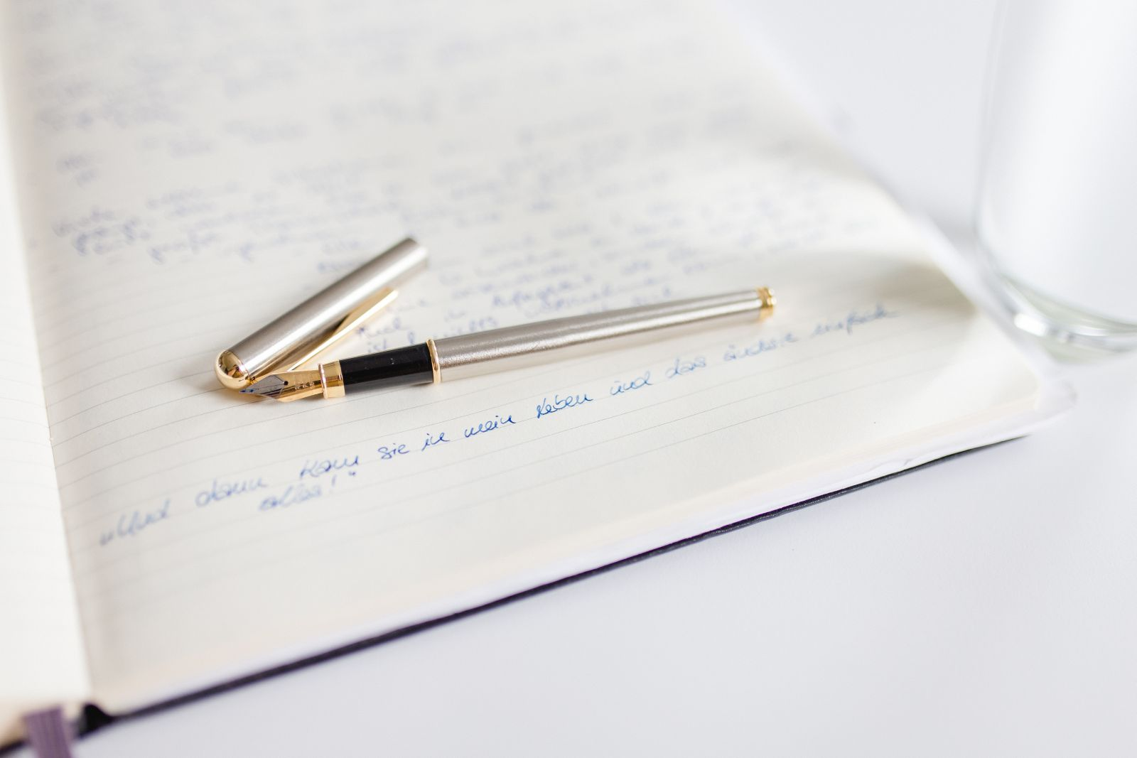 Trauung schreiben braucht viel Arbeitszeit