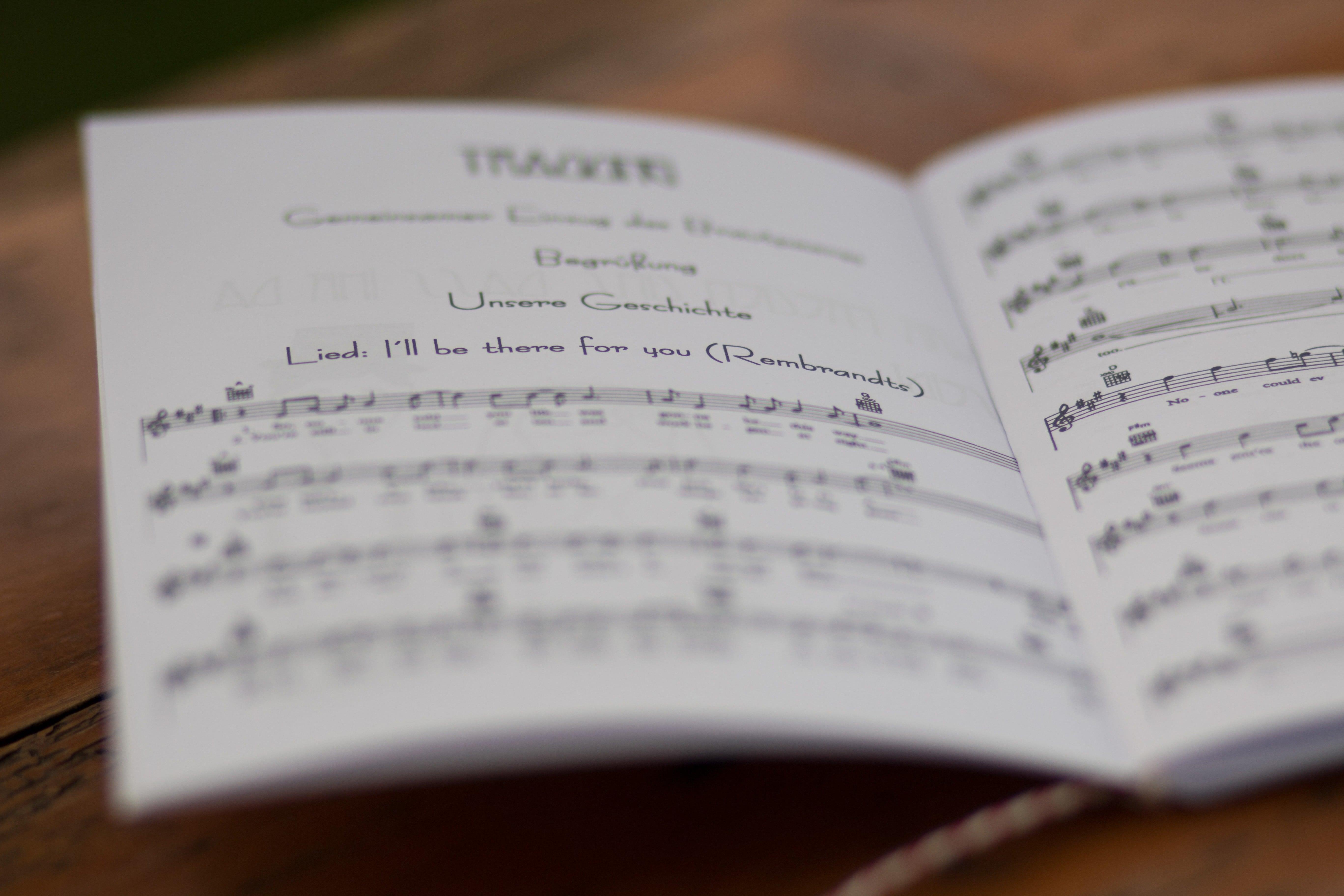 Sänger und Musiker für die freie Trauung - meine Empfehlungen 1