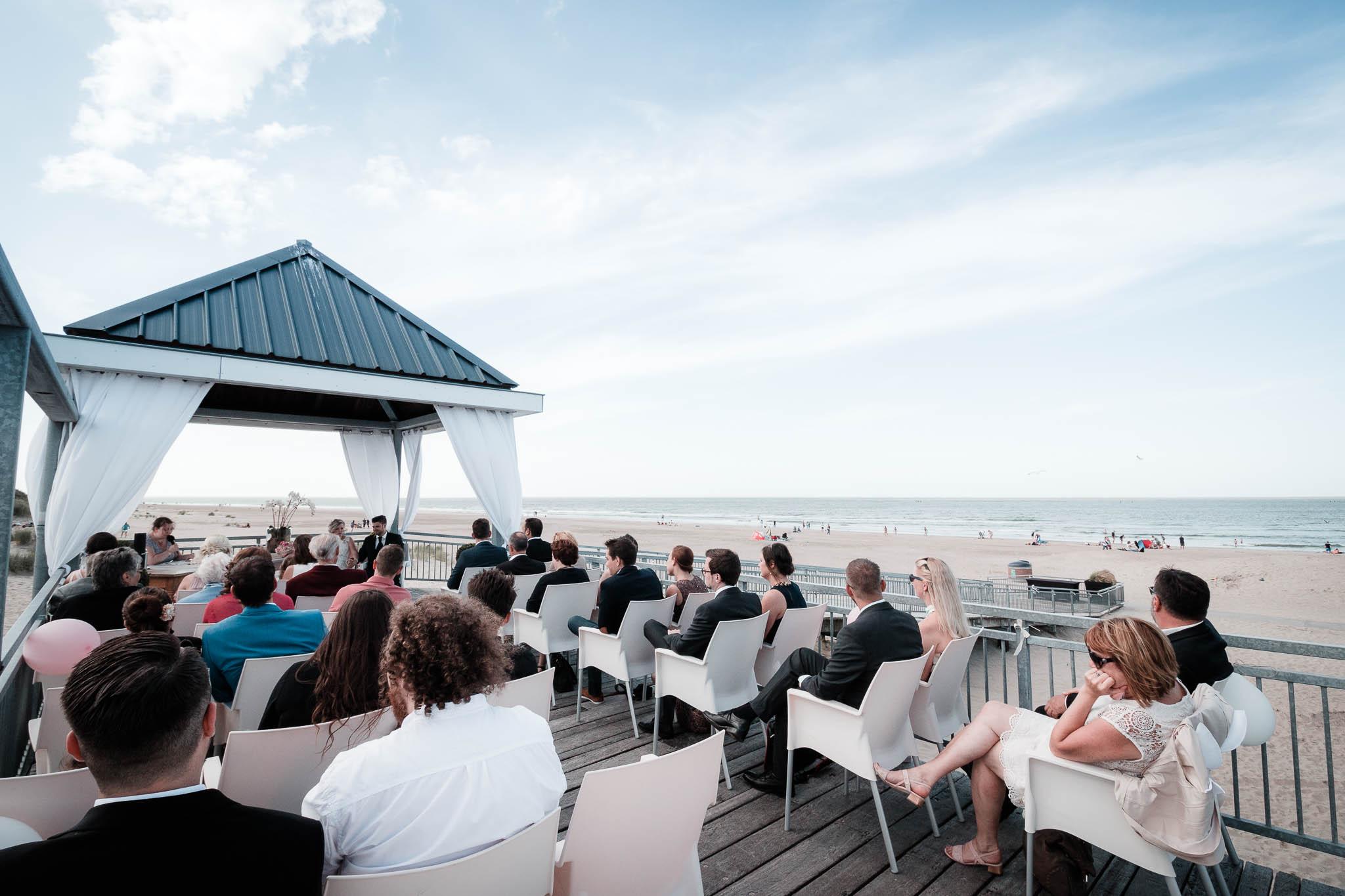 Freie Trauung Holland, Renesse - am Strand 17