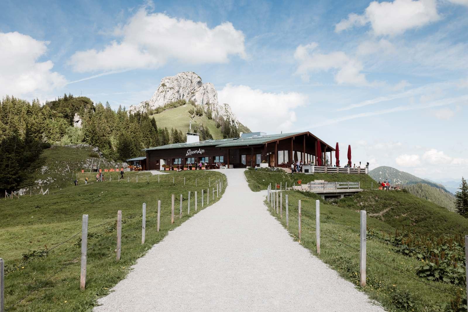 freie Trauung Chiemgau Kampenwand