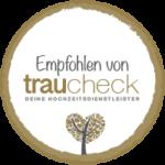 Tina Forstmann - freie Trauungen - empfohlen von Traucheck